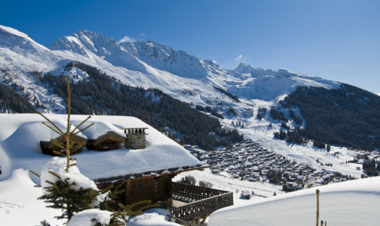 Verbier Ski Resort, Switzerland
